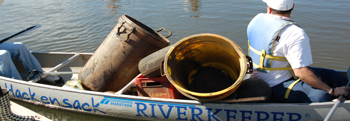Join Us for a River Cleanup