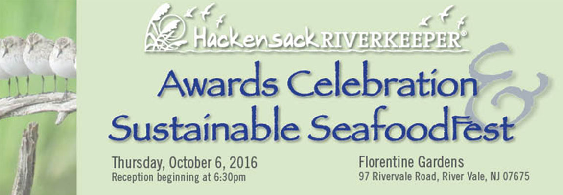 2016 Annual Awards Celebration & Sustainable SeafoodFest