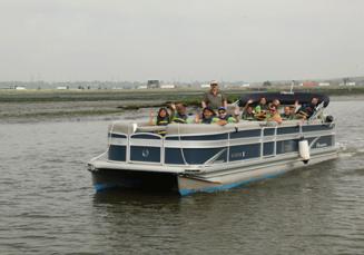 Eco Cruises Hackensack Riverkeeper