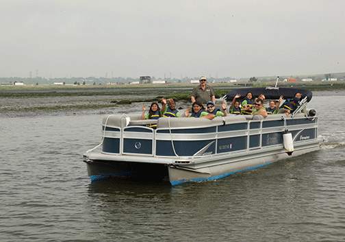 Eco-Cruises